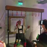 Braatworst Vangen Oktoberfest Spel Huren