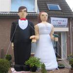 bruidspaar opblaasbaar (1)
