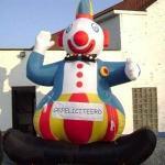 clown opblaasbaar (1)