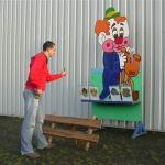 clownskop gooien 1