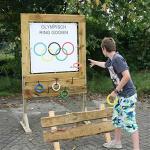 olympisch ringen gooien 1