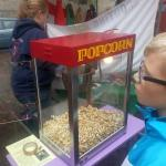 popcorn machine te huur