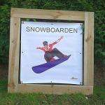 olympisch snowboarden