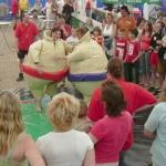 sumo worstelen voor volwassenen huren