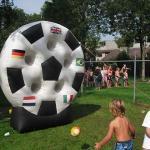 voetbal spel huren