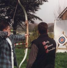organiseren van workshops zoals boogschieten
