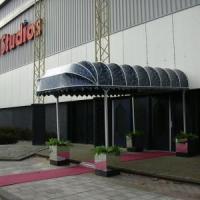 Originele Hotel Baldakijn met Portier