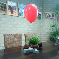 Ballonnen huren attractie verhuurshop for Ballonnen tafels