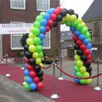 ballonnenboog voor uw deur