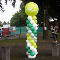 ballon pilaar