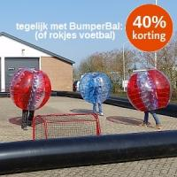 goedkope boarding voor bumperbal