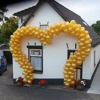 ballonneboog voor huis