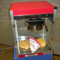 popcorn machine ingredienten huren