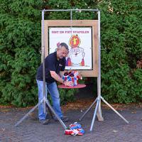 Sint en Piet Stapelen