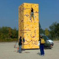 Stonehenge klimwand (1)
