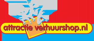 Attractie verhuurshop logo