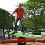 surf simulator huren