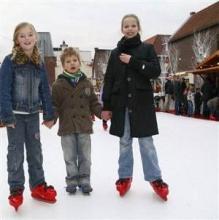 schaatsbaan huuren voor winter of zomer