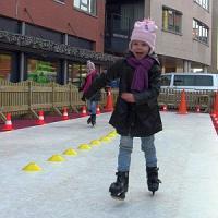 sprint schaatsbaan huren